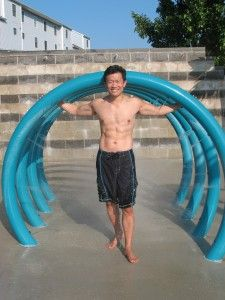 Morris County NJ Celebrity Personal Trainer and Fitness Expert Carey Yang disputes top 3 myths about getting ripped six-pack abs in the fitness and weight loss media.