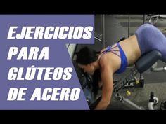 RETO 60 DIAS: Aumentar glúteos desarrollar piernas 7 ejercicios   Increase glutees develop legs - YouTube