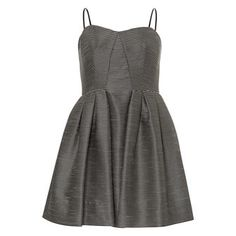 Black & White Striped Bandeau Dress @TKMaxx
