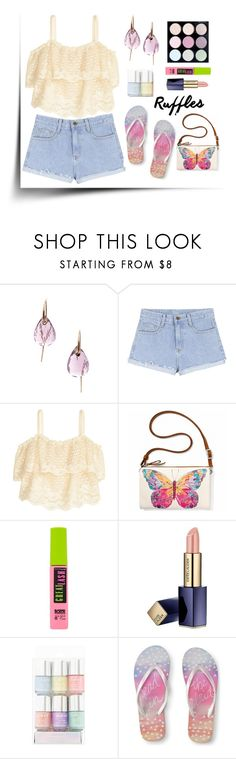"""Head in the clouds"" by astrild15 ❤ liked on Polyvore featuring Ippolita, H&M, Brighton, Maybelline, Estée Lauder and Aéropostale"