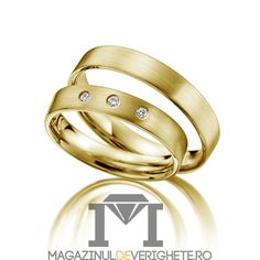 verighete din aur MDV1105 #verighete #verighete3mm #verigheteaur #verigheteaurgalben #magazinuldeverighete Love Bracelets, Cartier Love Bracelet, Bangles, 50 Euro, Jewelry, Crystal, Diamond, Jewellery Making, Jewels