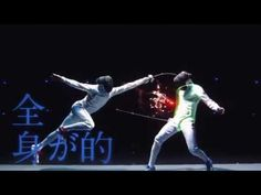 Video Visualizes The Complex Movements Of Fencers' Blades - Digg