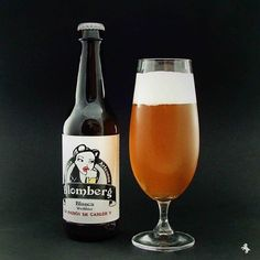 Blomberg Cerveza Artesana; Cerveza de Trigo. Agua del Jerte. Las otras dos variedades; Original y Caramel
