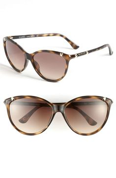 I like the pink, nude, and tortoise ones!! MICHAEL Michael Kors 'Camila' 60mm Sunglasses | Nordstrom