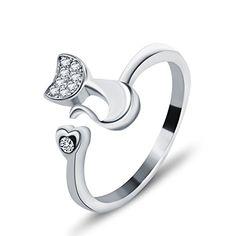 Gemstone 18ct Oro Bianco Ametista & Diamante Spalle Anello Products Hot Sale
