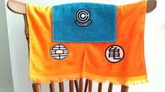 Dragon Ball Z Hand Towel Set #dragonballz #dragonball #anime #dbz #merch #merchandise