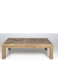Ława w kolorze naturalnego drewna - 140 x 40 x 80 cm - AC Design - meble - Limango