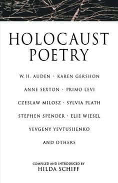 I got this book when I took a school trip to the Holocaust Museum in DC. I haven't gotten a chance to read them yet, but I really want to. Writing Poetry, Poetry Books, Teaching Poetry, Night By Elie Wiesel, Memorial Day Quotes, Holocaust Books, Museum Education, Kids Poems, The Book Thief