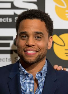 Michael Ealy handsome man!