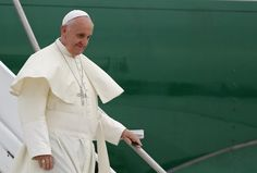 Pope Francis... Pope Francis Expected To Instruct One Billion Catholics To Act On Climate Change