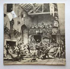 JETHRO TULL MINSTREL IN THE GALLERY VINYL 1975 CHRYSALIS RECORDS CLASSIC ROCK #MinstrelRock