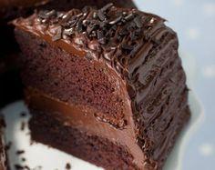 Succulent gâteau au chocolat trop bon & facile