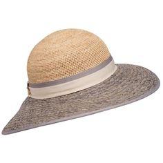 Callanan Crocheted Facesaver Sun Hat - UPF 50+, Raffia Straw (For Women)