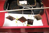 GEMS FROM ESPRIT MYSTIQUE ARTISAN JEWELRY - TUCSON, ARIZONA: DIY: Acid Etching on Brass & Copper Metal for Jewelry Making - Part II & Part III