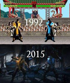 Street fighter vs mortal kombat x lol, street fighter was awesome! Arte Kombat Mortal, Scorpion Mortal Kombat, Kung Jin, Mileena, Video Game Characters, Fighting Games, Video Game Art, Street Fighter, Arcade Games