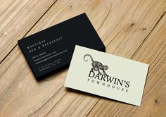 Darwin's Townhouse - Brand Identity & Photography In Shropshire Website Menu, Brand Identity, Branding, Stunning Photography, Black And White Illustration, Darwin, Townhouse, Place Card Holders, Brand Management
