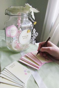 Sweet Cakes Events: Cute As a Button Baby Shower