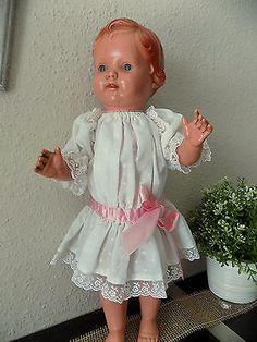 Kleid-mit-Spitze-Puppenkleid-aus-XL-Puppen-Sammlung-Hobbyaufloesung-29