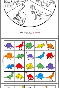 Dinosaurs Preschool, Dinosaur Activities, Pop Toys, Montessori Toddler, Busy Book, Fractions, Diy Crafts For Kids, Projects To Try, Make It Yourself