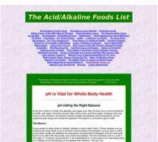 thumbnail of The Acid & Alkaline Foods List Acid And Alkaline, Alkaline Foods, Baking Soda Health, Therapy Games, L Arginine, Food Lists, Health And Beauty, Medicine, Alkaline Diet Foods