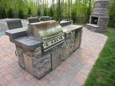 Perfect Outdoor Kitchen Creations | Richmond, VA   Some Of Our Projects.