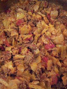 Unstuffed Cabbage Rolls Recipe from Unstoppable Farm Woman  Unstuffed Cabbage Rolls (from FacebookUnstoppable Farm Woman)