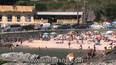 Video Time-Lapse de A Guarda, al sur de Pontevedra en el Baixo Miño