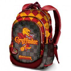 Estas mochilas inspiradas en Harry Potter es el accesorio