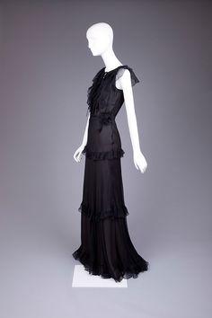 Goldstein Museum of Design - Object Detail Page 2000s Fashion, Goth, Museum, Victorian, Dresses, Design, Style, Oscar De La Renta, Gothic