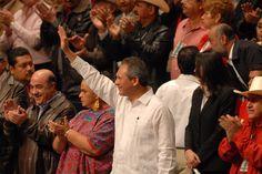 El diputado Gerardo Sánchez García será líder campesino para el periodo 2011-2013.