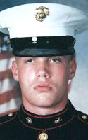 Marine Lance Cpl. Daniel N. Deyarmin Jr.  Died August 1, 2005 Serving During Operation Iraqi Freedom  22, of Tallmadge, Ohio; assigned to 3rd Battalion, 25th Marine Regiment, 4th Marine Division, Marine Forces Reserve, Brook Park, Ohio; attached to Regimental Combat Team 2, 2nd Marine Division, II Marine Expeditionary Force (Forward); killed Aug. 1 by enemy small-arms fire while conducting dismounted operations outside Haditha, Iraq.