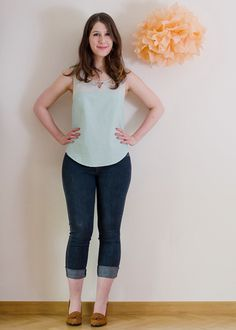 Datura blouse