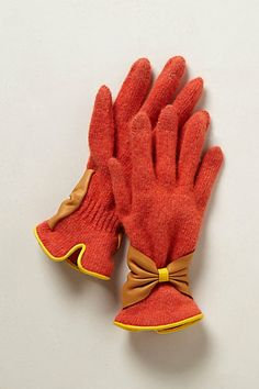 Bow Bracelet Gloves