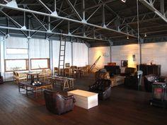 「倉庫→カフェ」 rub luck cafe (ラブ・ラック・カフェ)