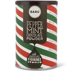Baru drikkepulver sjokolade/peppermynte