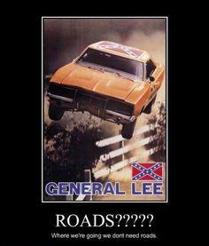 Muscle Car Memes: Roads?... - https://www.musclecarfan.com/muscle-car-memes-roads/