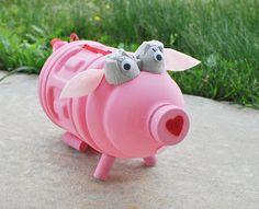 Pig Valentine Box
