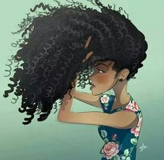 Natural Hair (Art)