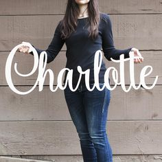 Our hand crafted Charlotte design comes in a variety of sizes and colors to choose from. Perfect to give as a gift!