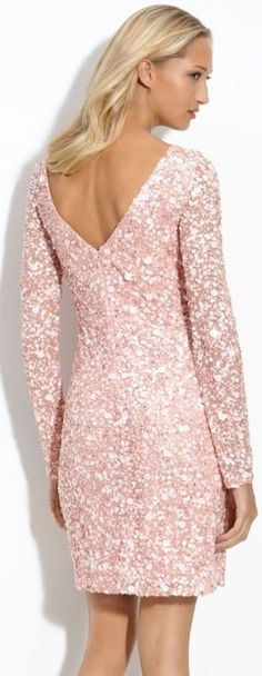 ~ Very pretty pink dress ~