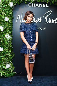 Miroslava Duma - Chanel event in Moscow