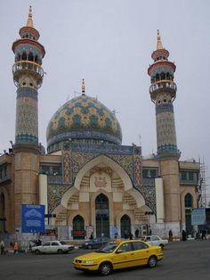 Imam Jaafar Sadegh Mosque (Tehran, Iran) on TripAdvisor: Address, Reviews