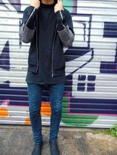 Exclusive new hoodie by Poket Roket Apparel
