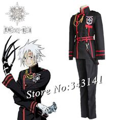 Find More Clothing Information about  Allen Walker cosplay costumes Japanese anime  D.Gray man clothing(coat+pants+accessory),High Quality pants modeling,China costume teeth Suppliers, Cheap pants company from anime costumes supermarket on Aliexpress.com