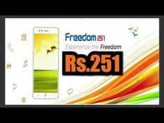 Freedom 251, Review, Un-boxing, Features, and  How To Book, Full Detaile...