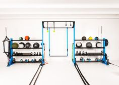 MoveStrong Elite Functional Fitness Storage Rack