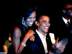 President Obama & First Lady Presidents Wives, Black Presidents, Greatest Presidents, American Presidents, First Black President, Mr President, My Black Is Beautiful, Black Love, Beautiful Couple
