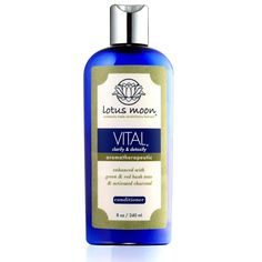 Lotus Moon VITAL Conditioner - 8 oz - detoxifying hair conditioning treatment - ** This is an Amazon Affiliate link. Click image to review more details.