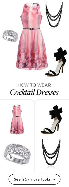 """Untitled #80"" by athena495 on Polyvore featuring moda, Little Mistress, Allurez i Bling Jewelry"