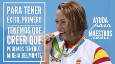AYUDA PARA MAESTROS: 15 frases inspiradoras de grandes deportistas olímpicos